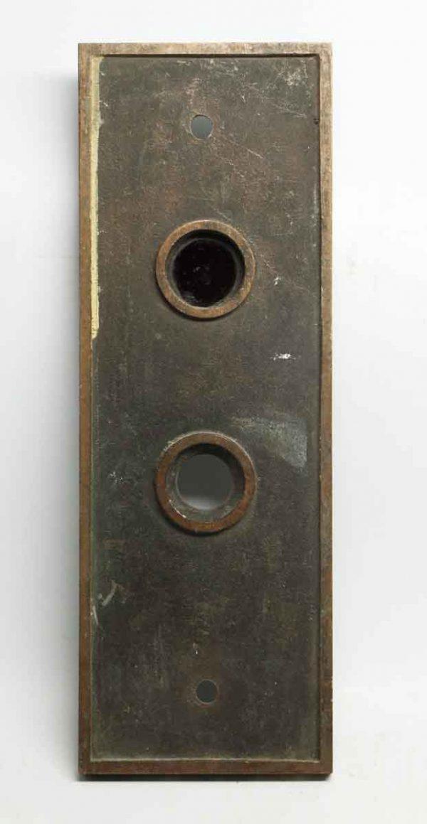 Bronze Elevator Indicator