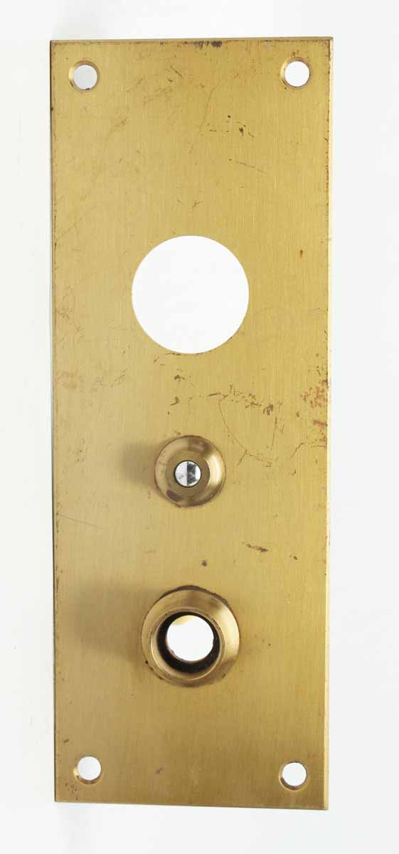 Elevator Push Plate