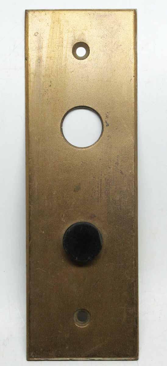 Plain Brass Elevator Plates