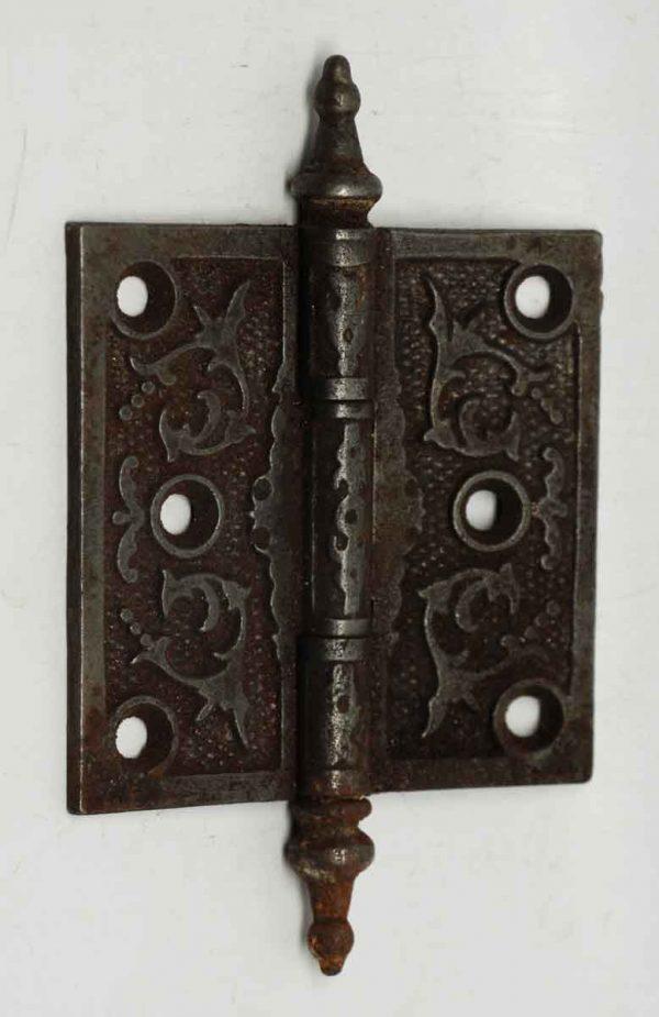 Cast Iron Victorian Swirl Hinge