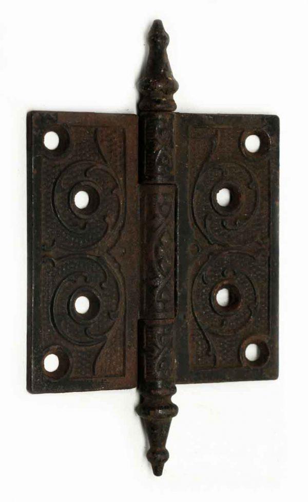 Matching Steeple Tip Victorian Hinge