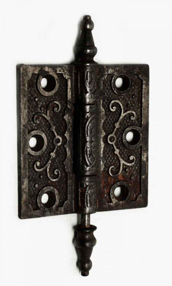 Ornate Steeple Finial Hinge