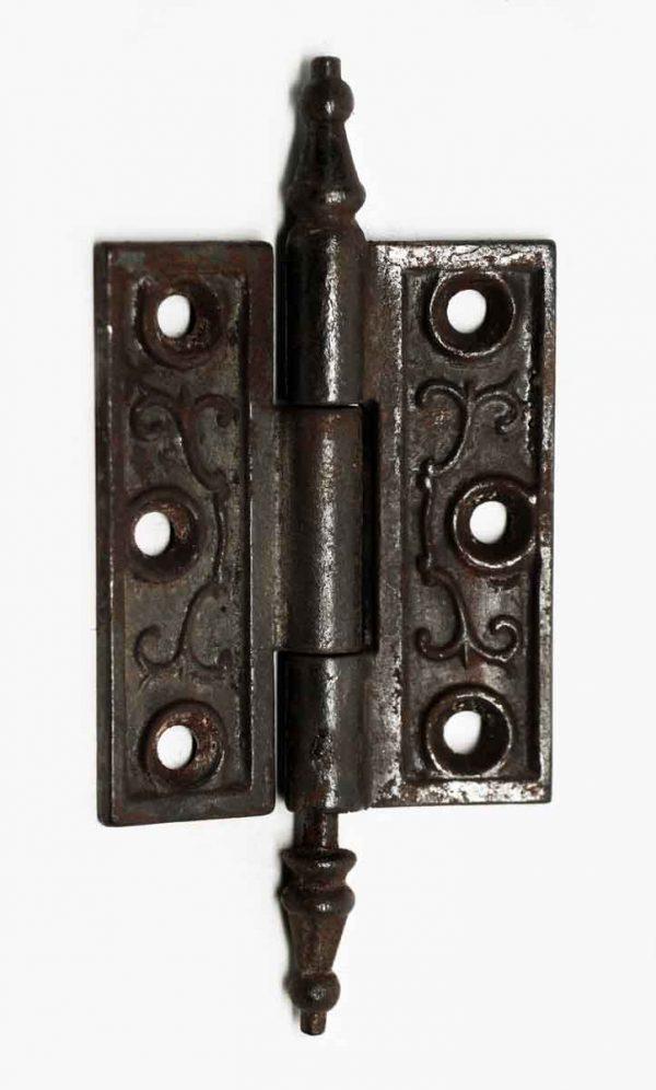 Small Steeple Tip Victorian Hinge