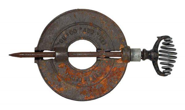 Vintage stove part