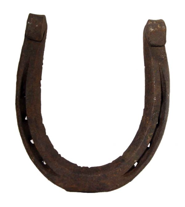 Assorted Cast Iron Horse Shoes