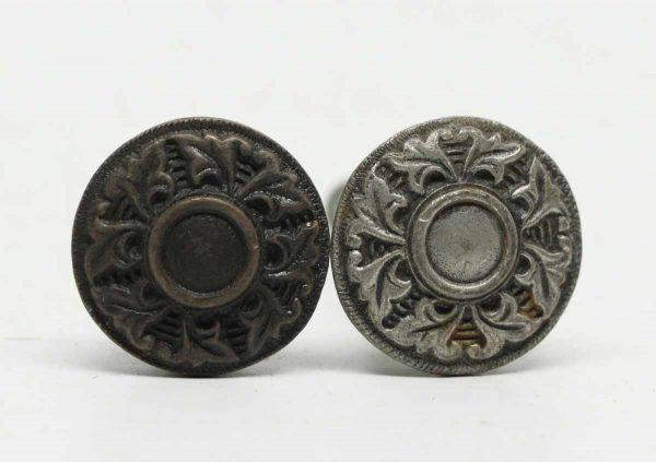 Pair of Decorative Knobs