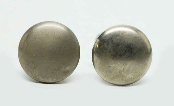 Pair of Small Round Cabinet Knobs