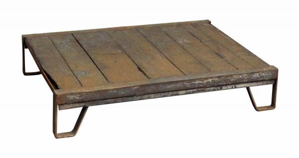 Large Industrial Pallet Tables