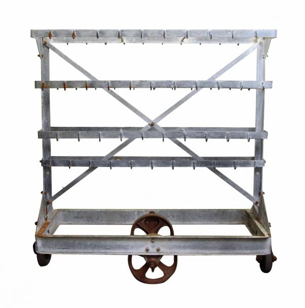 Large Industrial Hook Rack