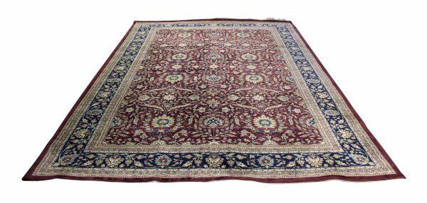17 x 12 Reclaimed Oriental Rug