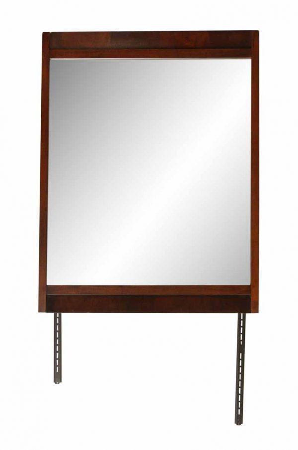 Mid Century Dresser Top Mirror