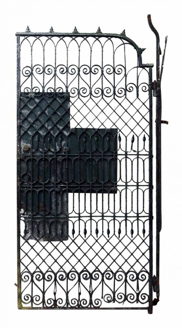 Green Iron Gate