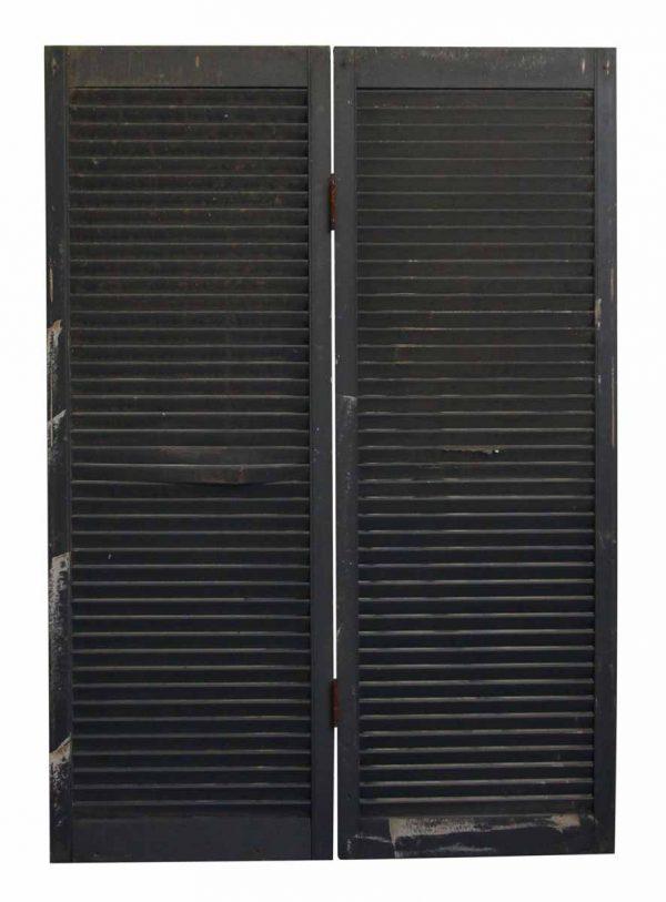 Wood Folding Closet Doors