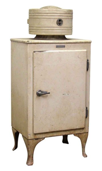 Great Old Original Ge Refrigerator