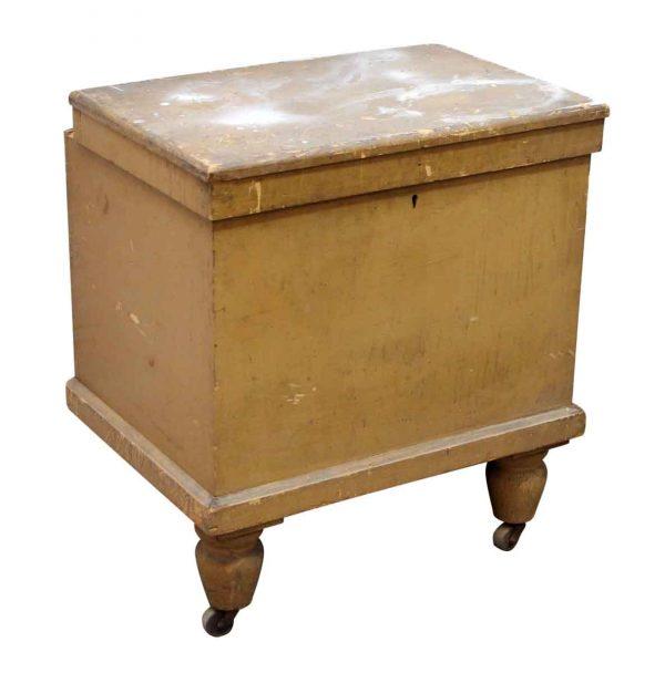 Eddy Refrigerator Wooden Ice Box