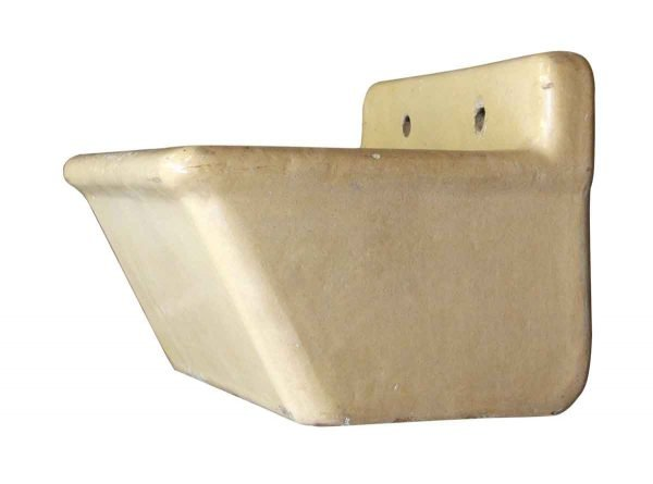 Earthenware Utility Sink from the 1940s