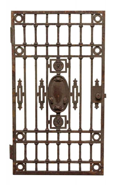 Wrought Iron Decorative Tulip Gate