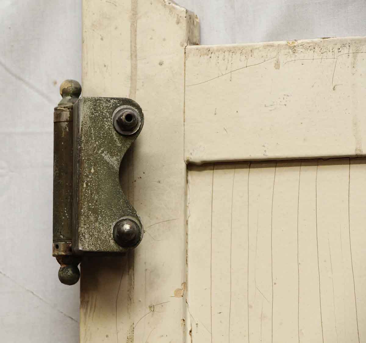 Wooden Two Panel Bathroom Stall Door Olde Good Things