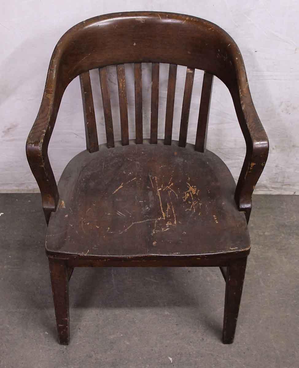 Antique Bankers Chair - Antique Bankers Chair Olde Good Things