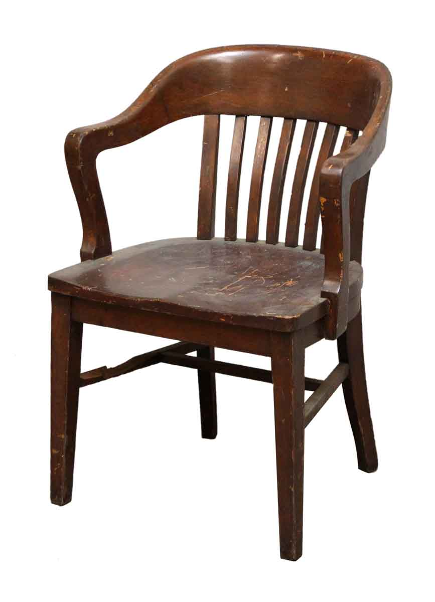 Antique Bankers Chair | Olde Good Things