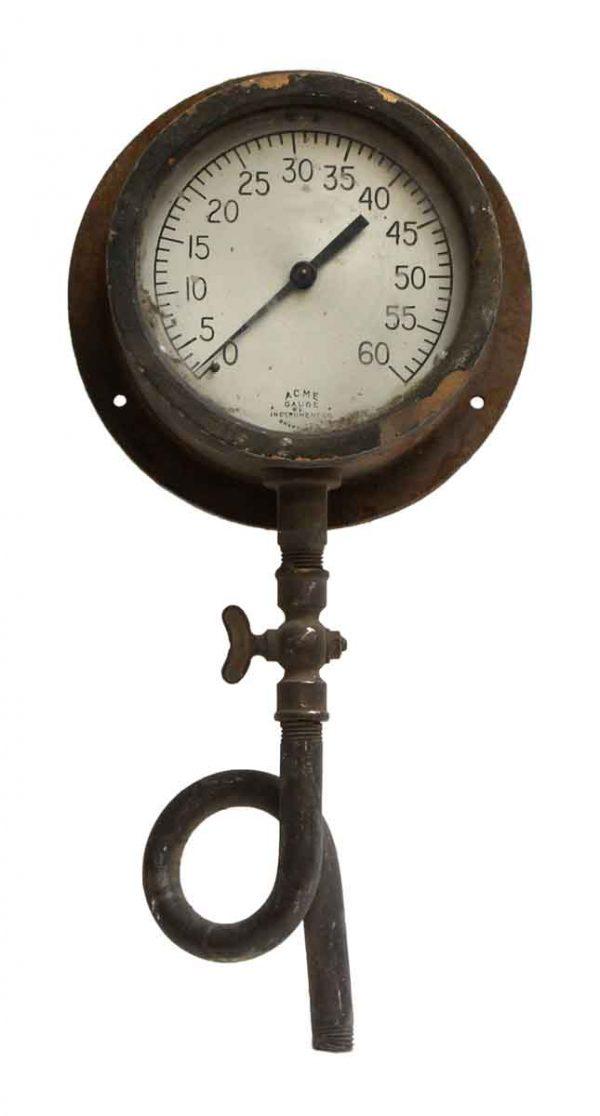 Olde Acme Gauge Meter