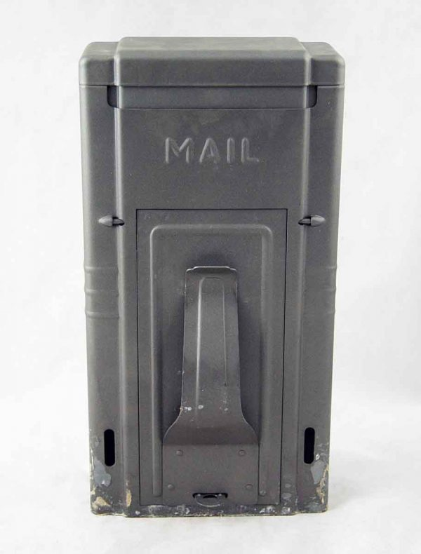 Olde new stock Art Deco mailbox