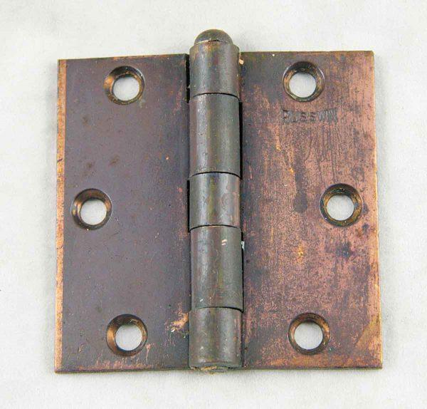 Russwin Brass Door Hinge