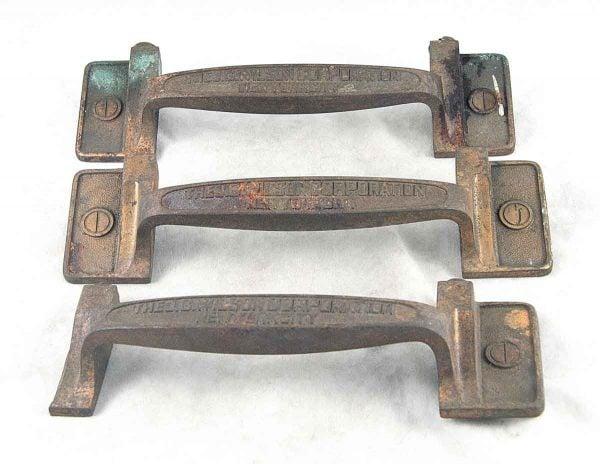 The J.G. Wilson Corp. door handles