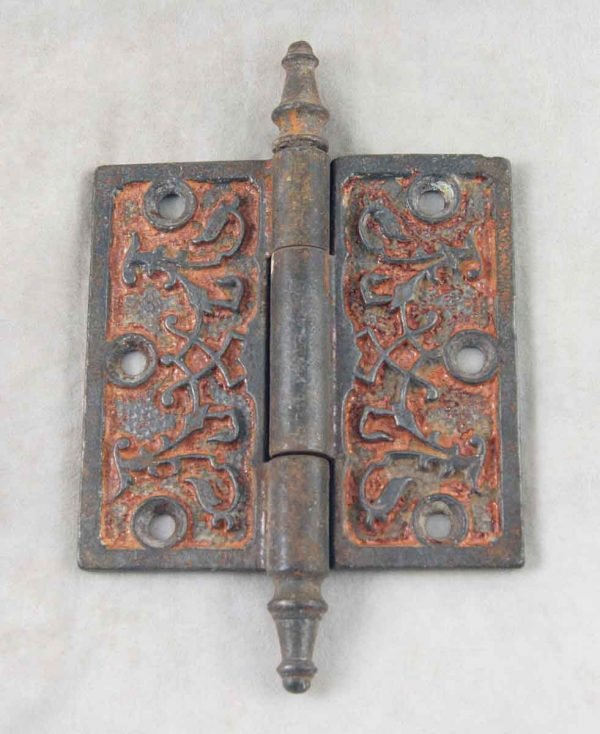 Ornate Victorian Door Hinge