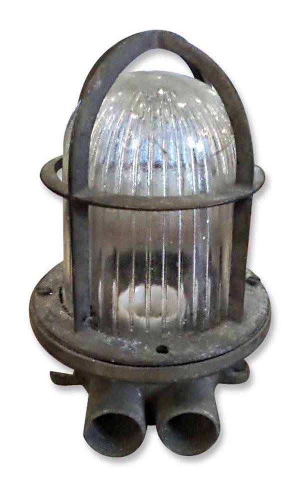Antique Ninety Degree Ship Passage Light