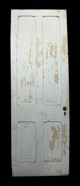 1870s Farm Door with Crackled Paint