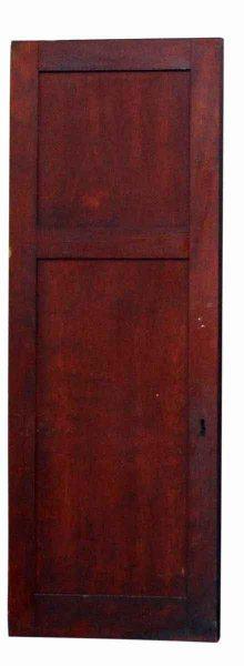Birch Wood Cabinet Door with Two Panels