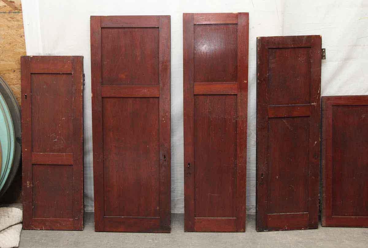 Single Wood Panel ~ Single panel birch wood cabinet door olde good things
