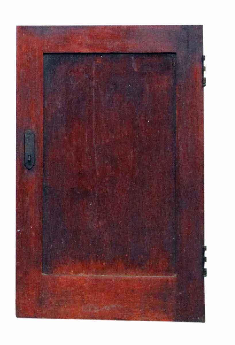 Birch Wood Short Cabinet Door