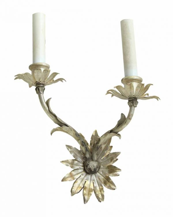 Set of Four French Sconces