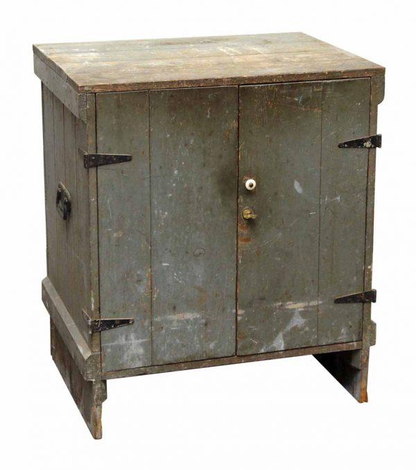 Antique Tool Cabinet