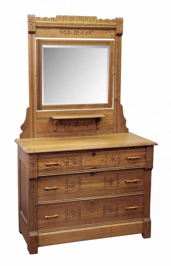 Eastlake Style Dresser