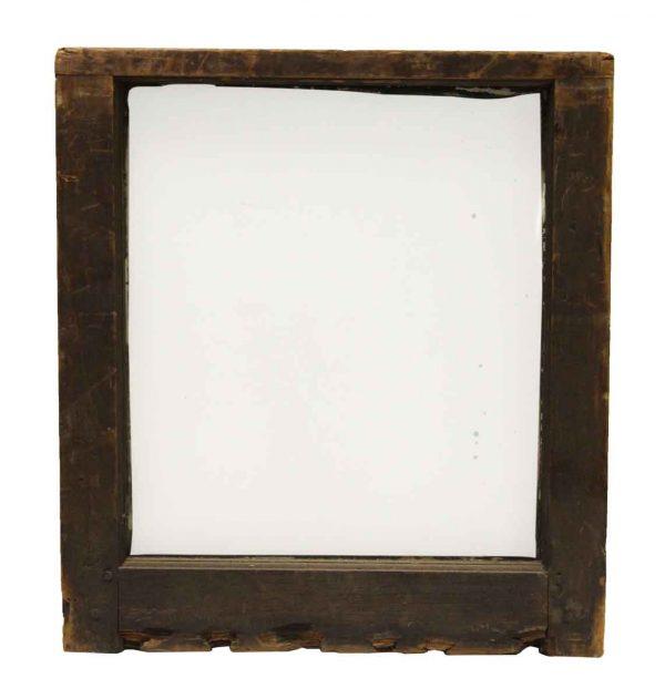 Old Wood Framed Antique Window