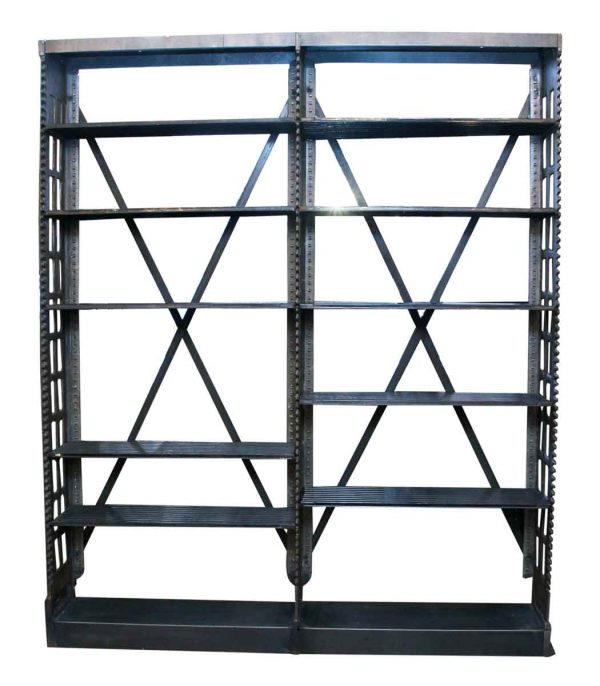 Original Snead Industrial Shelf Unit