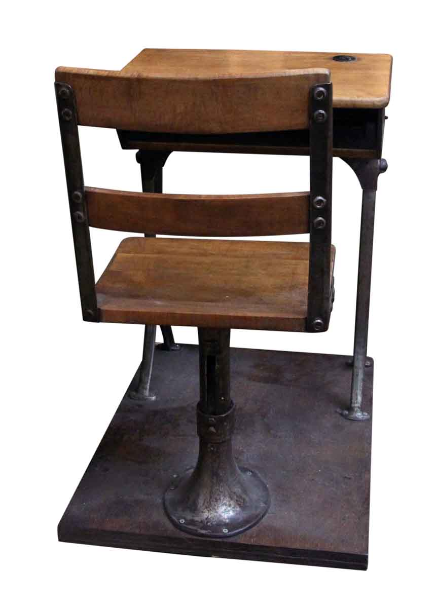 Antique Childrens School Desk - Antique Childrens School Desk Olde Good Things