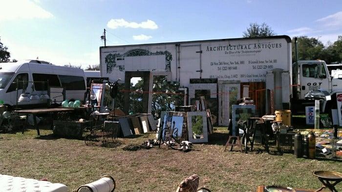 Frisk Antique Flea Market in Mount Dora, Florida   Olde Good Things RX-63