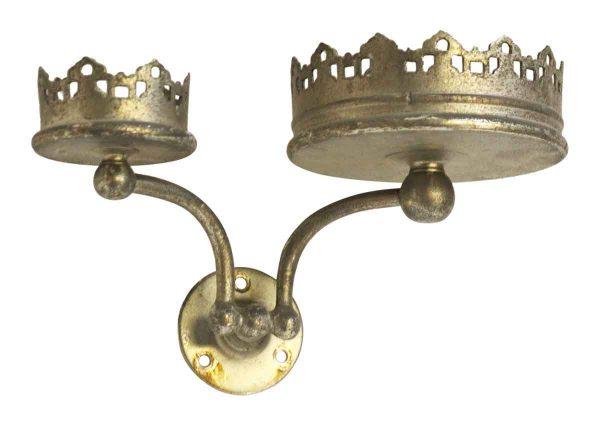 Ornate Antique Bathroom Cup Holder - Bathroom