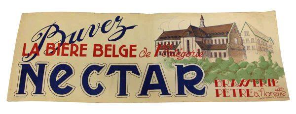 Belgian Bier Sign - Vintage Signs