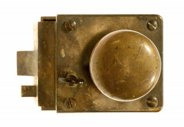 Yale Cast Bronze Mono Lock