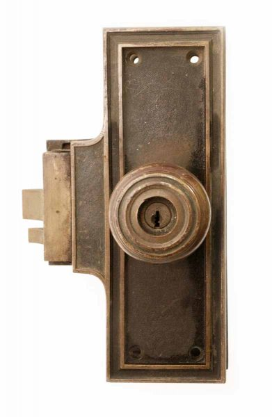 Corbin Bronze Unit Lock