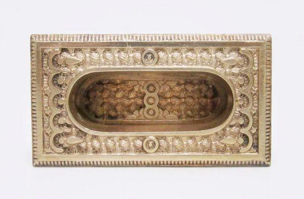 Vernacular Bronze Window Sash Lift - Window Hardware