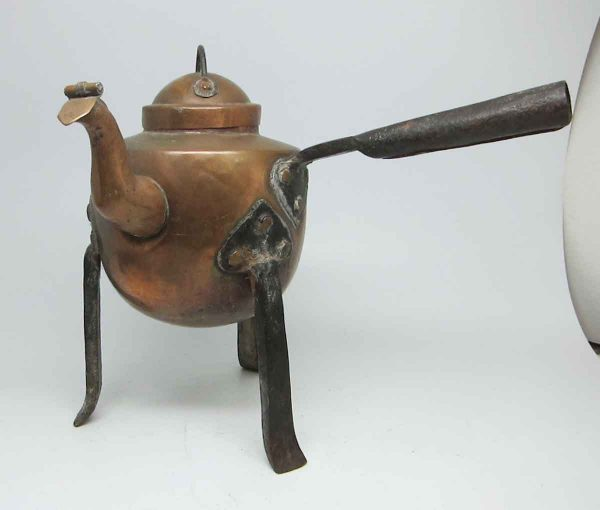 Copper & Iron Pot - Kitchen