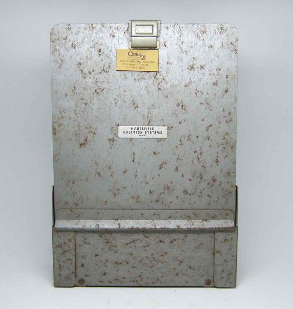 Metal Tabletop Industrial File - Office Furniture