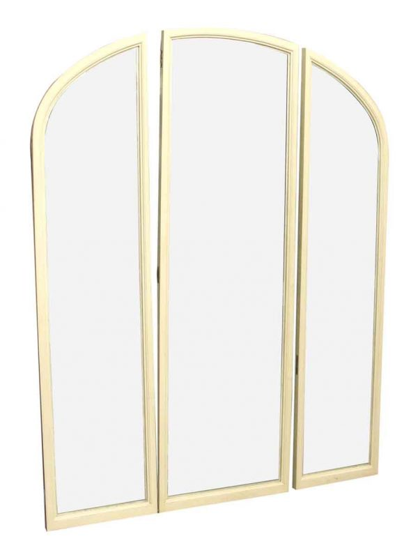 Set of Three Arched Cabinet Doors - Arched Doors