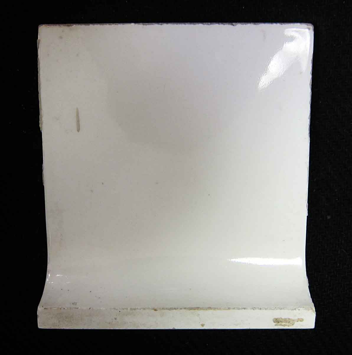 White Inside Curved Baseboard Tile Olde Good Things